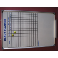 IN-OUT PLANNING BOARD