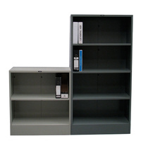 BLUE LARGE BOOKCASE