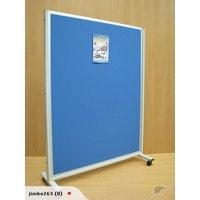 BLUE MOBILE DISPLAY PANEL