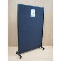 BLACK MOBILE DISPLAY PANEL