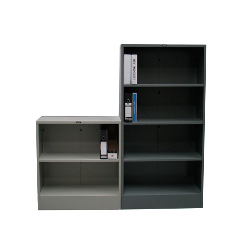 MIDGREY LARGE BOOKCASE 4 SHELF